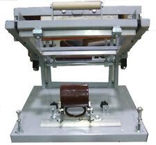 Machine de sérigraphie pour les rondes tasse de presse