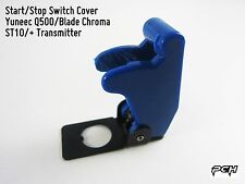 Blue Start/Stop Switch Cover Yuneec Q500/Blade Chroma ST10/+ Transmitter