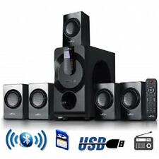 beFree *5.1 CHANNEL Surround Sound*BLUETOOTH*Home Theater SPEAKER SYSTEM*Black