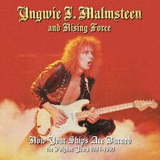 Yngwie Malmsteen's Rising Force (2015, CD NEUF)4 DISC SET