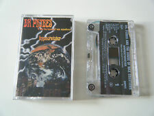 DR PHIBES AND THE HOUSE OF WAX EQUATIONS HYPNOTWISTER CASSETTE TAPE VIRGIN 1993
