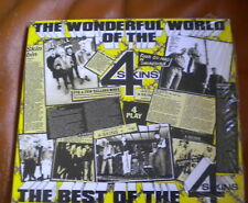 The 4-Skins Wonderful World Of Best Of CD NEW SEALED 2014  Punk Oi! Skinhead