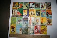 27 LIBROS DE ENCICLOPEDIA PULGA, AÑOS 50 Y 60, MUY BIEN CONSERVADOS VER FOTO