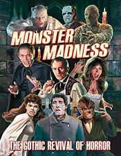 Monster Madness: Gothic Revival Of Horror (2015, DVD NIEUW)