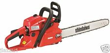 "Shindaiwa 402S-18 40.2 CC Chainsaw with 18"" Bar and Chain, i-30 Starting System"