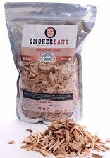HICKORY Räucherchips BBQ Smoking Chips (grob) 3.500 ml Räuchern BBQ Wood Holz
