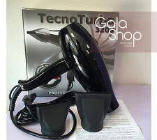 PHON TECNO TURBO 3200 ASCIUGACAPELLI PROFESSIONALE 1800 - 2000 W + 2 BOCCHETTE
