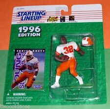 1996 ERRICT RHETT Tampa Bay Buccaneers Rookie - low s/h - sole Starting Lineup