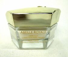Guerlain Abeille Royale Night Cream Wrinkle Correction Firming ~ 1.7 oz ~