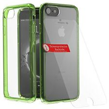 Luxury Apple iPhone 7 Sport Active Neon Lime Case + ���� Glass Screen Protector