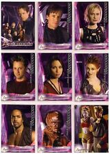 ANDROMEDA TRADING CARDS BASE SET ROC + 1 WAX PACK WRAPPER KEVIN SORBO DYLAN HUNT