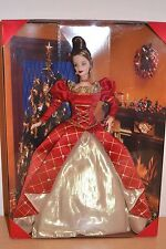 1999 Limited Edt Collector's Club tesoros navideñas exclusivas Barbie