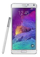 Samsung Galaxy NOTE 4 32GB Verizon GSM Unlocked 4G QuadCore Smartphone-White