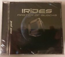 NEW Factory Sealed Irides: Master of Blocks game for Sega Dreamcast Region free