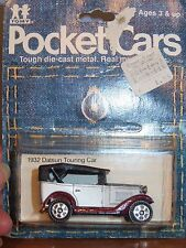 Tomy Pocket Cars 1932 Datsun Touring Car