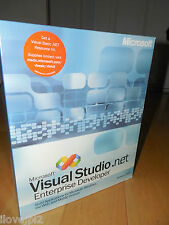 Microsoft Visual Studio .net Enterprise 2003 Basic C++ C# J#