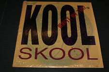 "Kool Skool Waste my time sealed 12"" vinyl record 1990 EP OUT OF PRINT VG+/VG+"