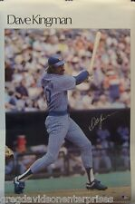Dave Kingman 23x35 Chicago Cubs MLB SI Poster 1977