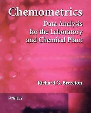 Chemometrics : Data Analysis for the Laboratory and Chemical Plant by Richard...