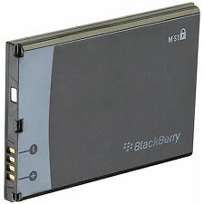 BATTERIA ORIGINALE da 1550Mah Per BLACKBERRY BOLD 9000 9700 9780 RIM M-S1 MS1