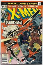"UNCANNY X-MEN#103 (1st time Wolverine was called ""Logan"")"