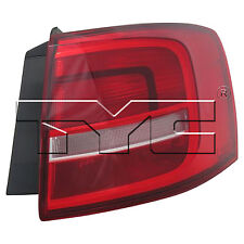 TYC NSF Right Side Tail Light Asy for Volkswagen Jetta Sedan Gas 2015-2016 Model