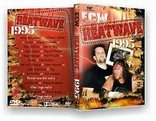 ECW Wrestling: Heatwave 1995 DVD-R, Luna Vachon Stevie Richards Axl Rotten Raven