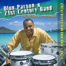 Dion Parson & 21st Century Band - V1 Live At Dizzy's Club Coca-Cola [CD New]