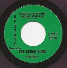RISING SONS TONY GALLA There's Nothing Going For Us  Northern Soul 45 on Upstate