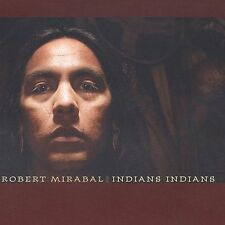 Robert Mirabal - Indians Indians (Silver Wave) CD NEW Native American