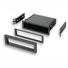 New Car Stereo Deck In Dash Trim For Installing Radio Receiver Mount Kit Install