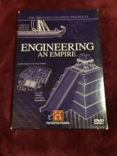 Engineering an Empire (DVD, 2007, 4-Disc Set) - The History Channel