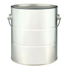 EMPTY GALLON PAINT CAN with LID  and Handle NEW (4 Empty Gallons)