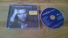 CD Pop Sting - Very Best Of Sting & Police (18 Song) A&M RECORDS