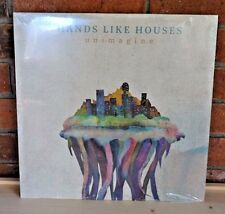 HANDS LIKE HOUSES Unimagine CLEAR COLORED Vinyl Record NEW LP