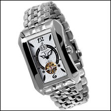 Jacot Fordham Automatic Big Date Mens Watch [White Dial] *NIB* [MSRP~$1750]