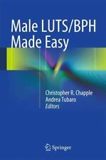MALE LUTS/BPH MADE EASY - ANDREA TUBARO CHRISTOPHER R. CHAPPLE (PAPERBACK) NEW