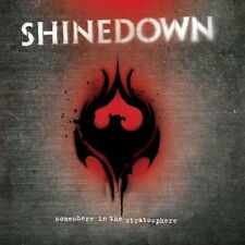 SHINEDOWN : SOMEWHERE IN THE STRATOSPHERE box set (CD) Sealed