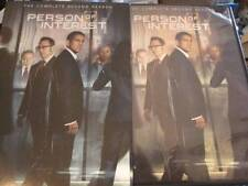 Person Of Interest Complete Second Season DVD Set NTSC-Region 1-6 Discs