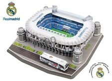 Real Madrid Santiago Bernabeu Stadium ~ 3D Jigsaw Puzzle ~ Official Licensed Pro
