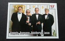 SPOTLIGHT TRIBUTE COPPOLA SCORCESE SPIELBERG LUCAS DIRECTORS TRIVIA TRADING CARD