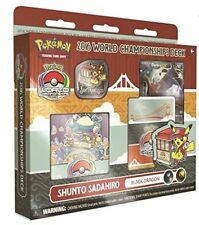Pokémon TCG: 2016 World Championship Deck - Shunto Sadahiro Factory Sealed