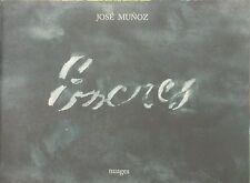 ENCRES - José Munoz - Nuages