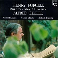 Purcell: Music for a While; O Solitude by Henry Purcell, Alfred Deller, William
