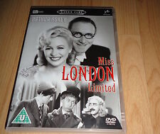 Miss London Limited DVD Arthur Askey Escort Agency For The Army Comedy NEW