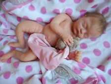 FULL Body SOLID SILICONE Reborn Doll- - ELSIE MAE by DONNA LEE-  SOLD OUT Baby G