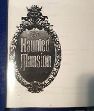 Haunted Mansion Training guide. Standard operating procedure.