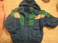 "Ski /everyday jacket Age 5-7  20"" long. chest. ""Rodeo"""