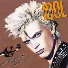 BILLY IDOL - Whiplash Smile (LP) (G+/VG)