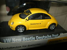 1:43 Schuco VW New Beetle Deutsche Post OVP